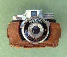 Vintage Mini Japanese Mycro Spy camera by MagicalStuff on Etsy, $40.00