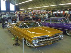 custom 1959 El Camino at GNRS 2012