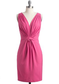 for summer--would be so cute with a little light shoulder wrap, maybe in a shimmer or sheer fabric