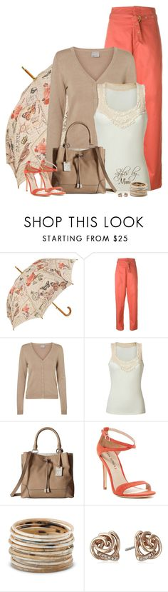 """""""Ready For April Showers (4.1.17)"""" by stylesbymimi ❤ liked on Polyvore featuring Modern Vintage, Isabel Marant, Polo Ralph Lauren, Frye, Via Spiga and FOSSIL"""