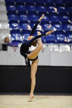 Rhythmic Gymnastic is ♥