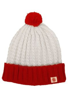 b8648a1e8d0 Details about Where s Waldo DELUXE Knit POM Beanie Cap Hat Adult Costume NEW