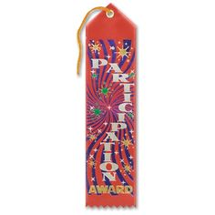 <b>Features& Type Participation Award Ribbon</li><li>Theme School Days</li><li>Size 2 x 8 in.</li><li>Pack of Martini Party, School Days, Fun Learning, Awards, Ribbon, Size 2, Type, Products