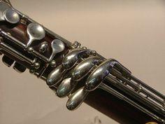 Heckel bass clarinet