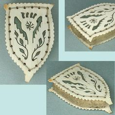 This is the home of Elegant Arts, your source for fine antique needlework tools. Christmas Gifts To Make, Embroidery Tools, Vintage Sewing Notions, Craft Accessories, Sewing Tools, Button Crafts, Pincushions, Vintage Pins, Little Gifts