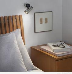 Apliques pared para dormitorio