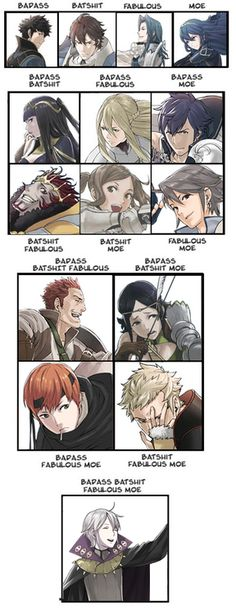 //i apologize for the profanity but this is hilarious || fire emblem awakening | Tumblr