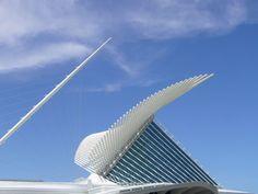 Milwakuee art museum - Calatrava