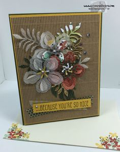 Stampin' Up! Botanical Blooms suite coming in the 2016 Occasions Catalog on 5 Jan 16. http://stampsnlingers.com/2015/12/27/stampin-up-botanical-builder-sneak-peek/comment-page-1/