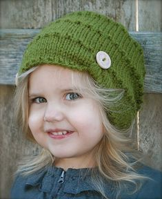 Ravelry: Ashlyn Hat pattern by Heidi May