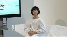 VIDEO: Japanilaiset robotit ovat jo pelottavasti ihmisen oloisia - Ulkomaat - Uutiset - MTV.fi