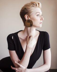 Elizabeth Debicki photographed byDaniel Boud forRhapsody...