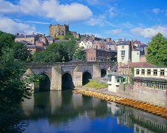 019492-07 Durham Castle, County Durham, England.