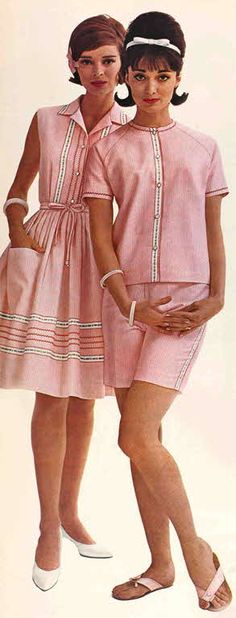 Fashion for 1963.