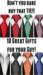 Great Gifts for Guys Who are Impossible to Buy For!!