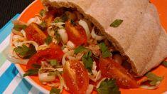 Diabetic Recipes, Diet Recipes, Tacos, Paleo, Good Food, Chicken, Ethnic Recipes, Beach Wrap, Skinny Recipes