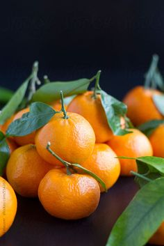 Tangerines by noemihauser - Noemi Hauser | Stocksy United
