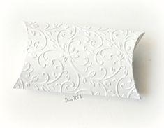 100 White Elegant Vineyard Embossed Pillow by StudioIdea on Etsy