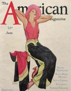 The American Magazine (June 1930) John La Gatta