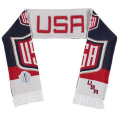 US Hockey Mitchell & Ness World Cup of Hockey 2016 Scarf - $34.99
