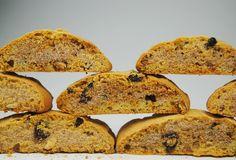 #receta #pan de #almendra y #arándanos #Mandelbrot