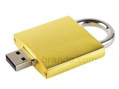 USB Lock Flash Drive