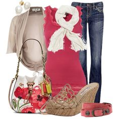 """""""Spring Lunch Date"""" by jewhite76 on Polyvore"""