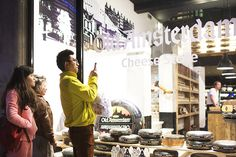 12 best old amsterdam cheese store 01 retail design images on studiomfd shop window cheese store old amsterdam dam square amsterdam fandeluxe Image collections
