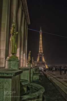 Paris by LuisBorges