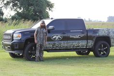 Duck Dynasty - Jase's newest truck.