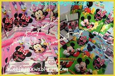 Fiesta Minnie, Fiesta Mickey,  ideas Fiesta Minnie, ideas fiesta Mickey sweetmyruchis.blogspot.com