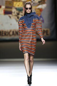Ana Locking - Madrid Fashion Week O/I 2014-2015 #mbfwm
