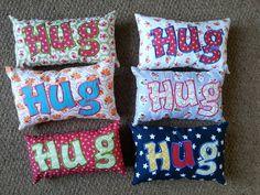 Hug Pillow, Pillow Cases, Bed Pillows, Sewing Projects, Facebook, Cute, Handmade, Pillows, Hand Made
