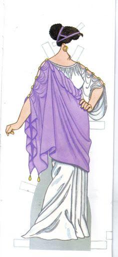 Ancient Greek Costumes - edprint2000paperdolls - Picasa Albums Web