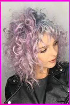 Adapt this Gorgeous Lavishing lavender touch curly layers hairstyle for women 2020-2021 for outstanding look. haircuts #shorthairstylesforwomens #hairtrends #besthairstylesforshorthairs2020 #shortbobhaircuts2020 #bangshaircutsforshorthairs2020 #hairmakeup #haircolors2020 #haircolorsforshorthairs #beautytips #pinkhairs #haircutsforshorthairs #shorthairstylesforroundface #besthairstyles2020 #fashion #hairtrendsforshorthairs