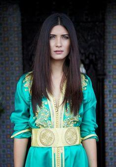 caftan marocain القفطان المغربي b - Mon mag-online