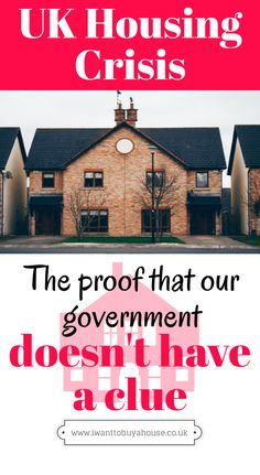 The UK housing crisis is all over the media, and our government believe building new houses is the answer. Earning Money, Earn Money Online, Make Money From Home, How To Make Money, What Is Life About, About Me Blog, Uk Housing, Living On A Budget, Being A Landlord