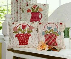 Almofadas charmosas
