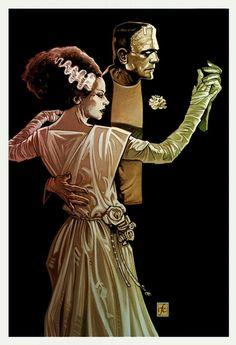 Frankenstein dance love
