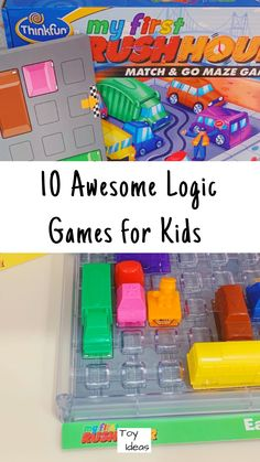 10 Awesome Logic Games for Kids