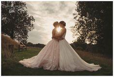 Basing House Same Sex Wedding Photography - Sam & Sarah