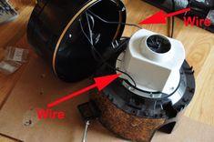 Rexair Rainbow Vacuum Repair Instructions Vacuum Repair, Rainbow Vacuum, Change