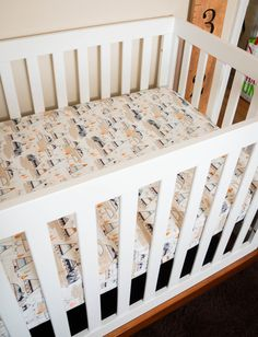 Project Nursery - Crib Sheets