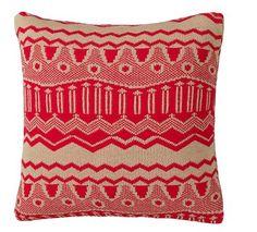 John Lewis Scandinavian Knitted Cushion