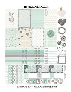 Hi everyone. Welcome back for another Freebie Friday. I think we all know by now that this is Sampler Day on my blog. It's what a lot of you come for…a quick and easy way to decorate your weekly sprea