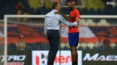 Football Hero Indian Super League 2015: FC Goa are Pretty table toppers but League Still Wide Open.  Read more: http://kridangan.com/football/with-5-weeks-gone-in-2015-hero-isl-goa-sit-pretty-at-the-top-but-league-still-wide-open/8565/