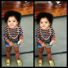 bring me this child. too cute.