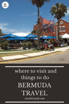 Everything you need to know about what to See and Do in Bermuda. Bermuda has so much more to offer beyond its Stunning Beaches!! Our Bermuda Travel Blog gives you all the advice, tips and guidance you need to travel, explore and enjoy beautiful, fascinating and diverse Bermuda!! #bermuda #bermudatrip #bermudatravel #bermudaguide #bermudavacation #traveled #travelon #traveltherenext #traveltagged #sarathtravels Bermuda Vacations, Bermuda Travel, Us Travel, Cheap Places To Travel, Cool Places To Visit, Future Travel, Travel Advice, Travel Around The World, Trip Planning