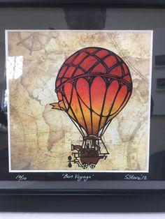 Bon Voyage Linocut Prints, Painting, Art, Have A Nice Trip, Art Background, Painting Art, Kunst, Gcse Art, Paintings