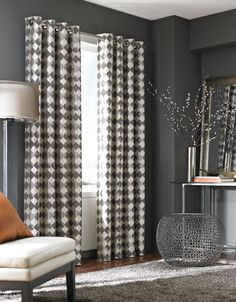 Patterned Curtains For Living Room Make Over 50 Best Images Home 2014 New Modern Curtain Designs Ideas Barral Contemporary